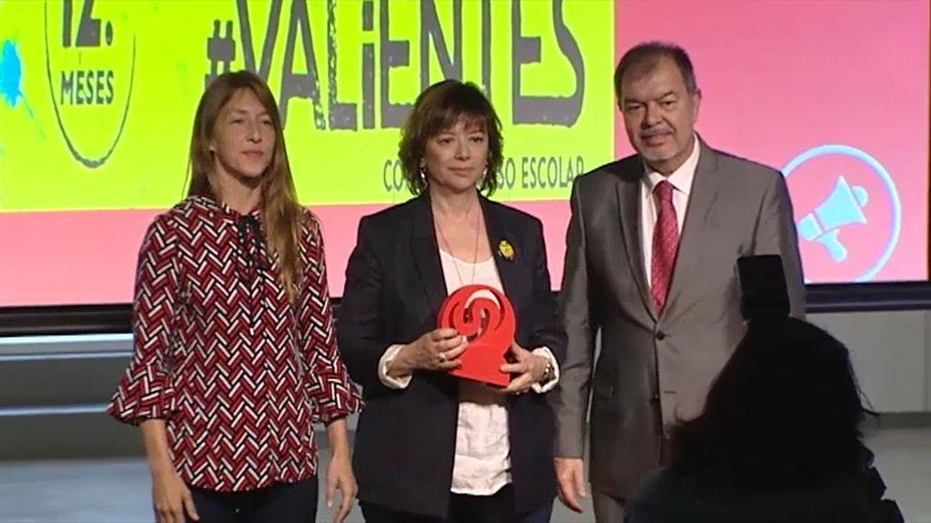 Los Premios Internet 2017 reconocen la labor de la campaña Se buscan #valientes