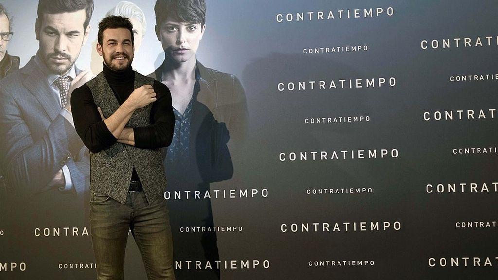 Mario Casas. Contratiempo