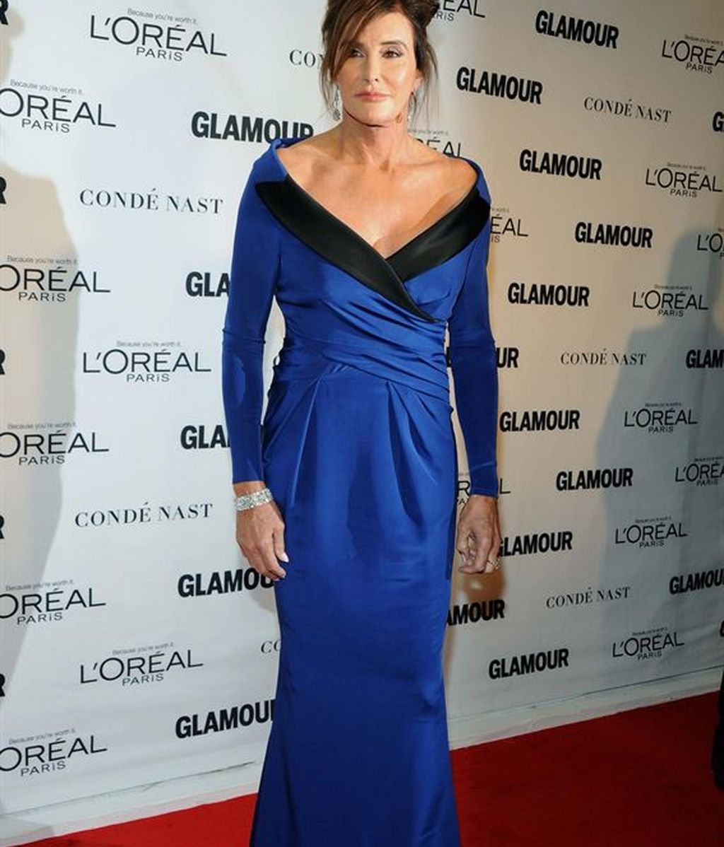 Caitlyn Jenner en los Premios Glamour