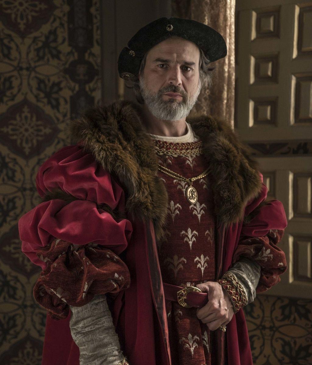 Alberto San Juan es Carlos de Borbón
