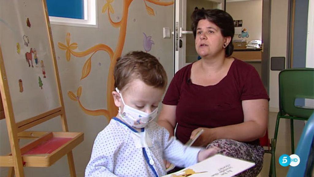 El Hospital de La Paz es el único que realiza trasplantes multiviscerales infantiles