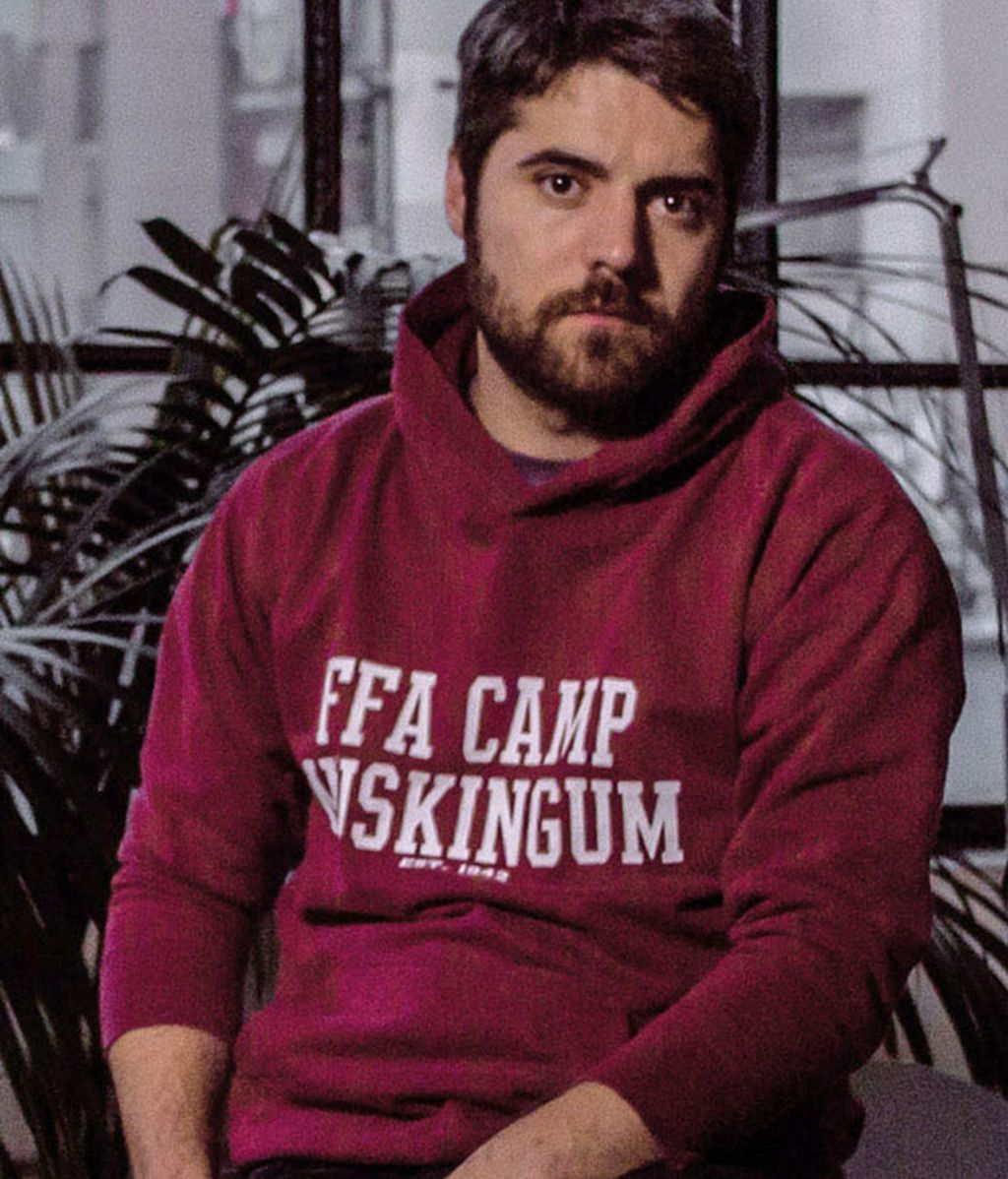Biel Durán es Adrián Arce