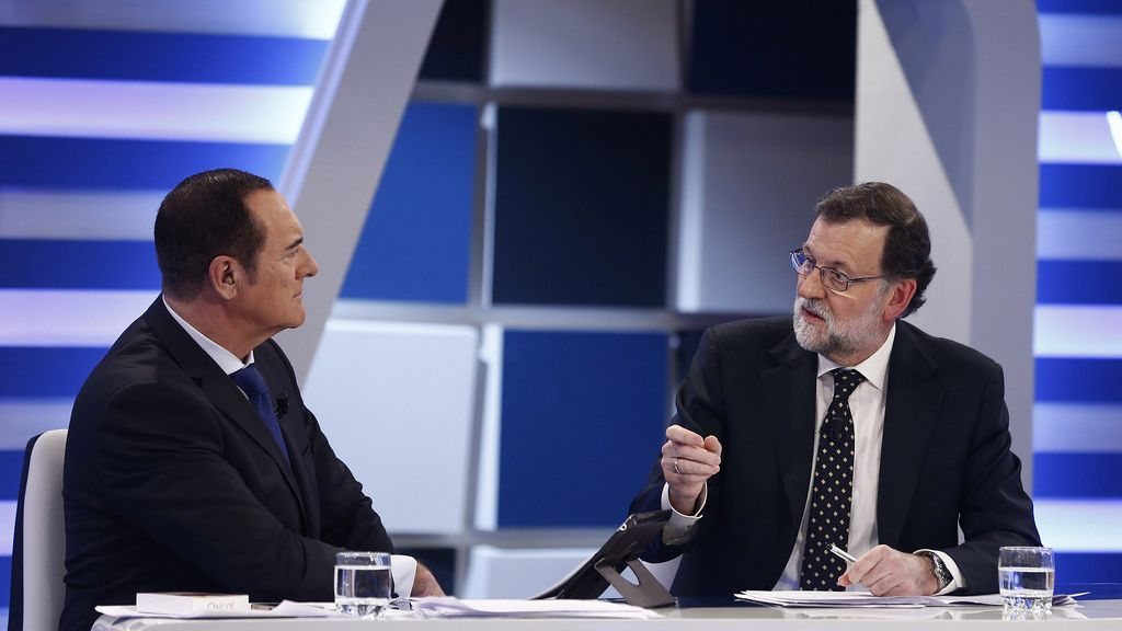 Rajoy en Cascabel,13TV