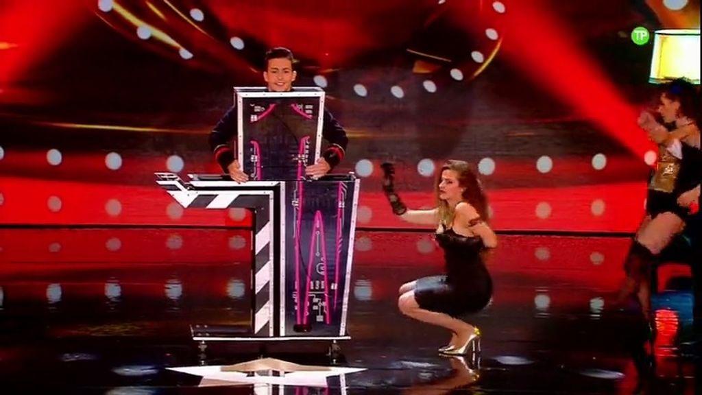 'Got talent', un escenario de ilusión