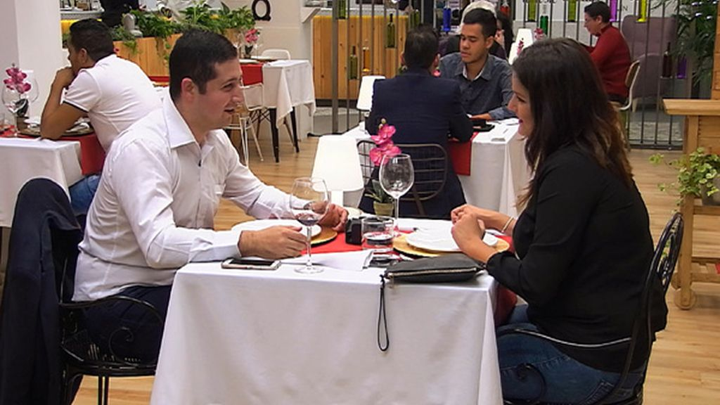 La 'second date' de Facundo en First Dates