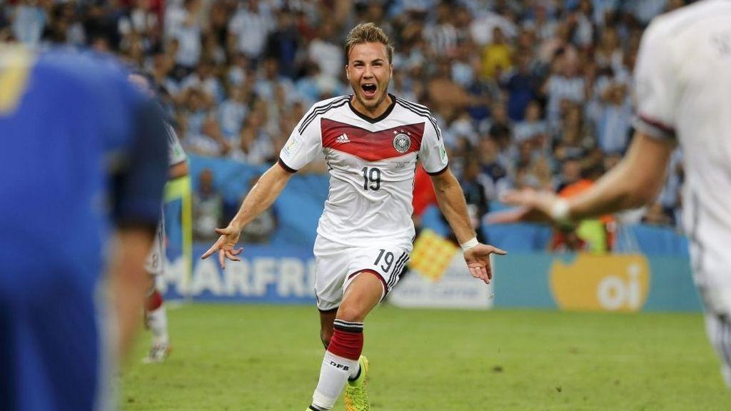 Brasil 14, Alemania
