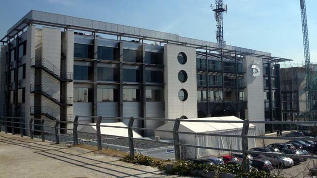 Edificio Mediaset