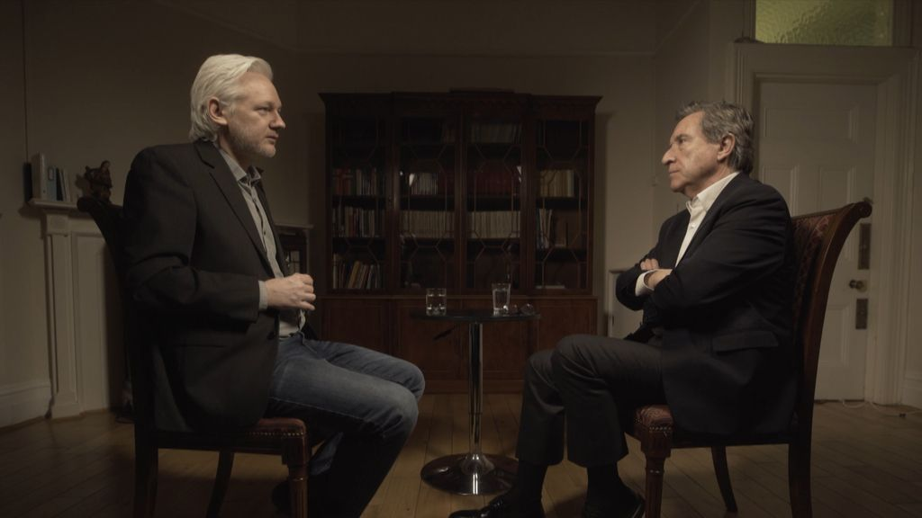 Iñaki Gabilondo entrevista a Julian Assange, fundador de Wikileaks, en 'Cuando ya no esté', el 11 de mayo a las 22.00 en #0