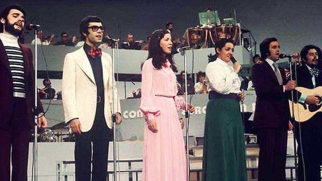 3. MOCEDADES. 1973. Pueto 2