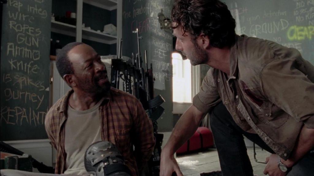 Morgan y Rick