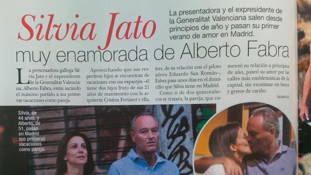Silvia Jato-Alberto Fabra