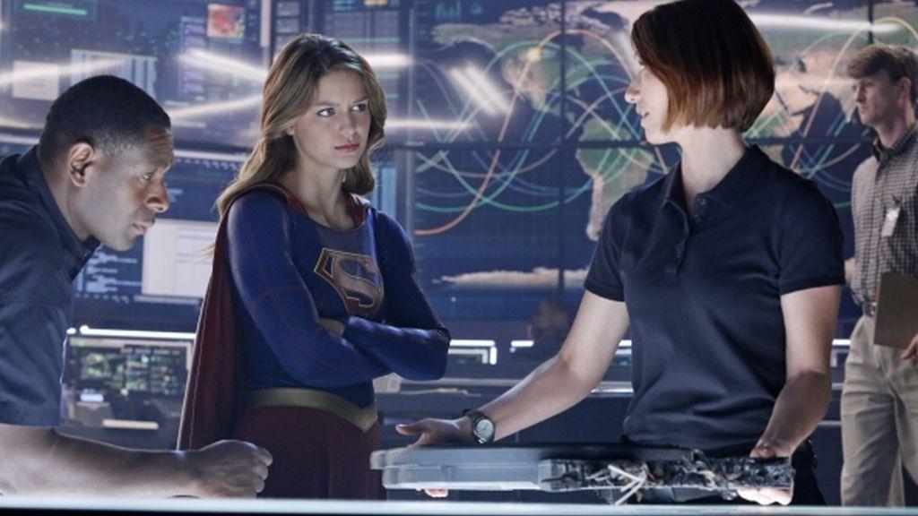Supergirl. Primera Temporada