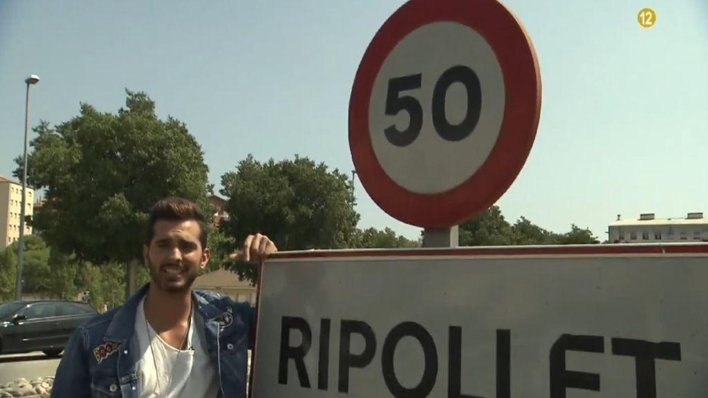 """""""Como ya he conocido a más de 50 mujeres en Ripollet, me tengo que expandir"""""""