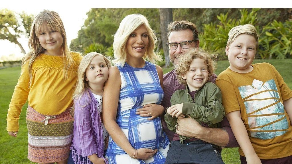 Tori Spelling familia