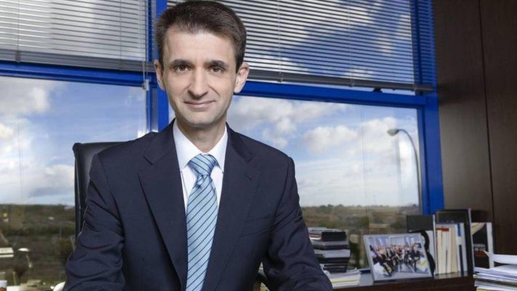 José Pablo López, candidato para la dirección de Telemadrid