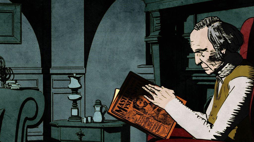 'Extraordinary tales', de Raúl García