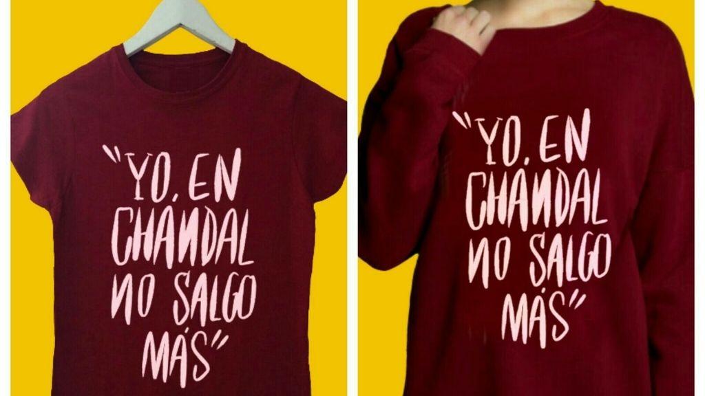 Camisetas de Chenoa