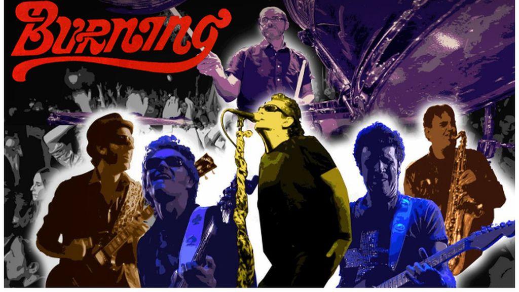 BURNING celebra sus primeros 40 años de vida con un concierto sin precedentes. Entradas a la venta en en Taquilla Mediaset