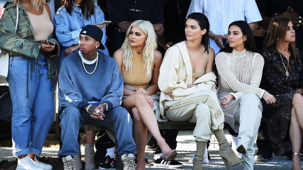 Kanye West y Las Kardashian