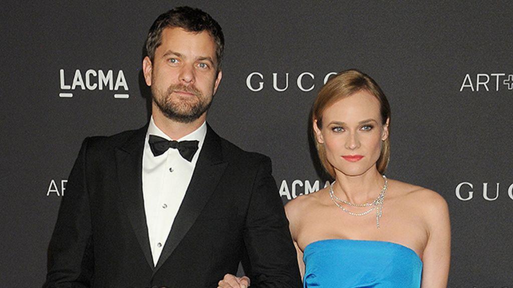 Diana Kruger y Joshua Jackson