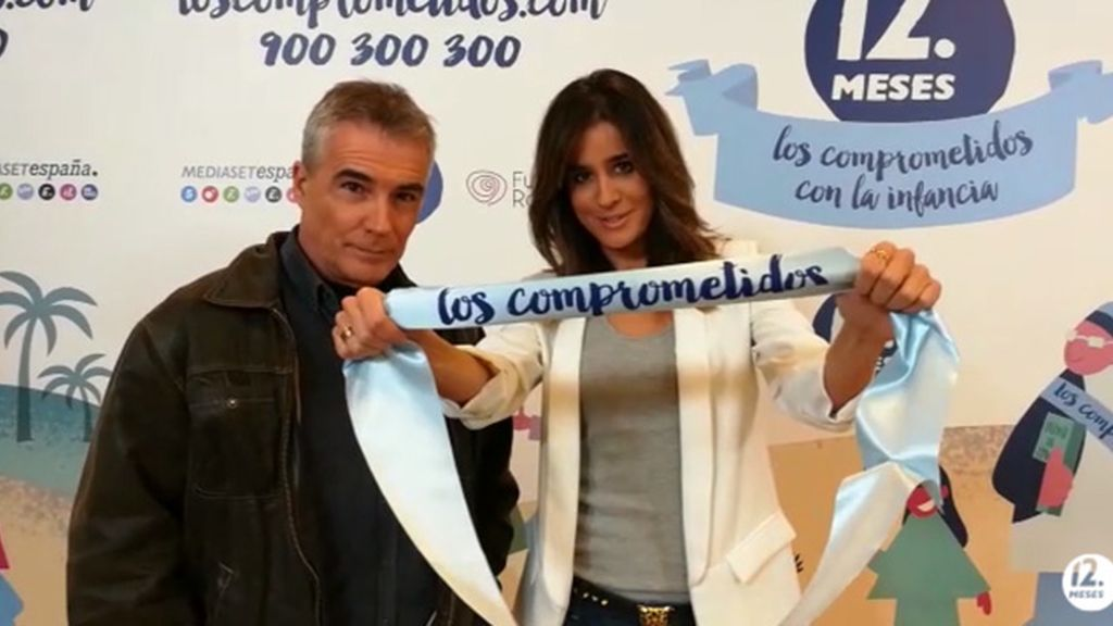 Isabel Jiménez y David Cantero ya son de 'Los comprometidos', ¿y tú?