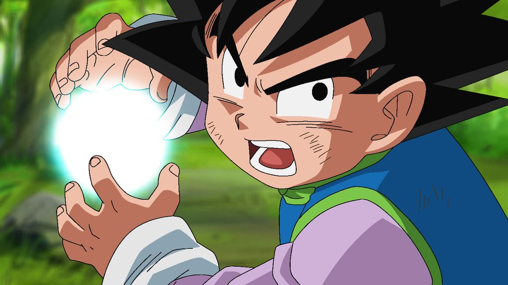 'Dragon ball super' Boing