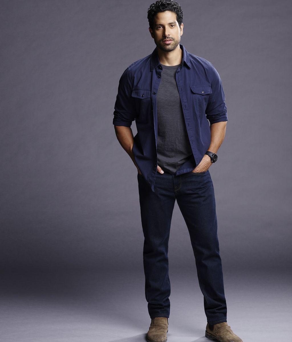 Personajes de la 12ª temporada de 'Mentes criminales': Adam Rodríguez es Luke Alvez