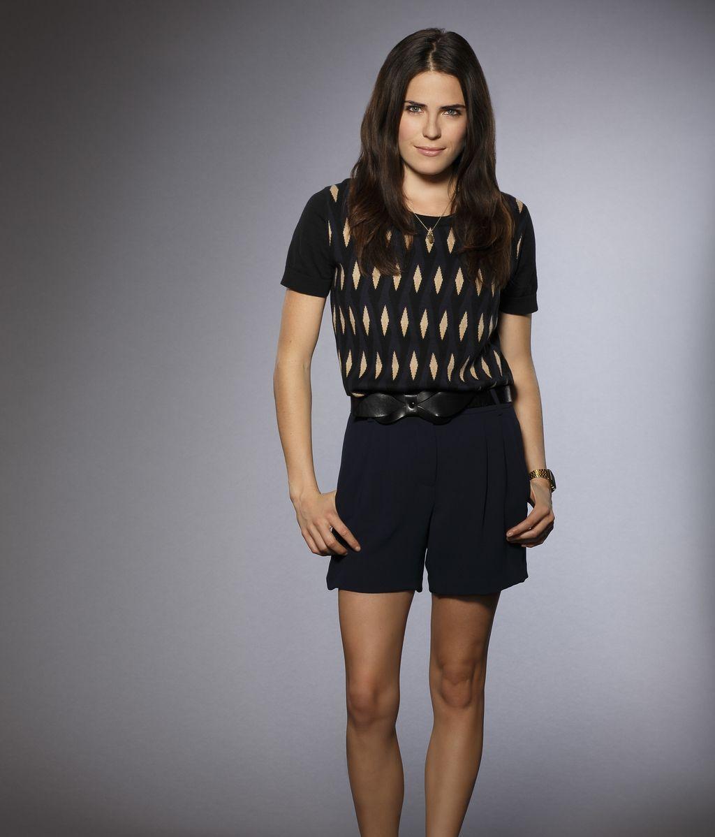 Karla Souza es Laurel Castillo