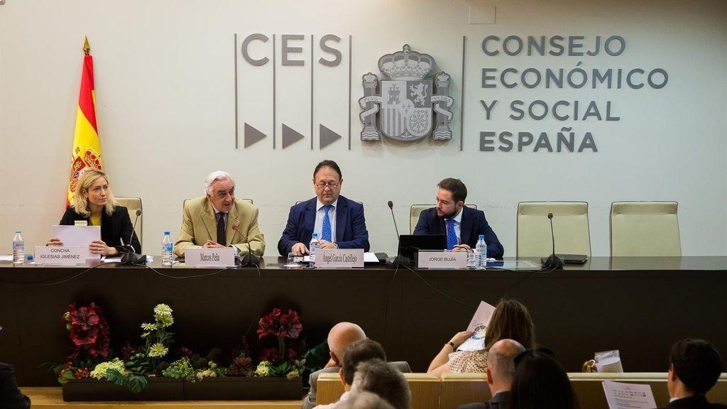 Presentación del informe 'Televisión en abierto. Contribución a la sociedad española. Papel vertebrador de la televisión en abierto en el marco de las Industrias Culturales y Creativas'