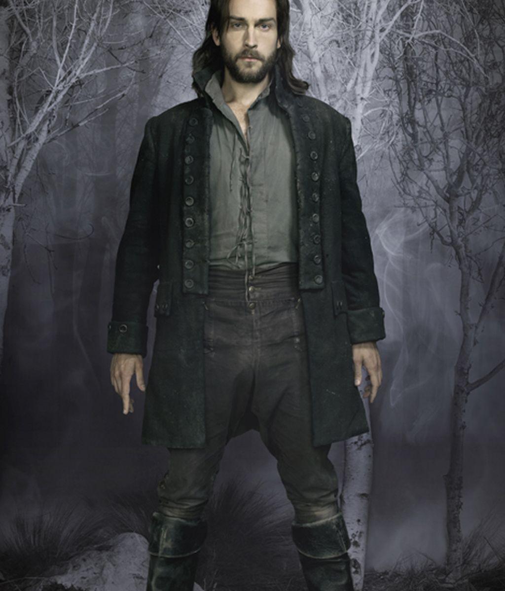 Tom Mison es Ichabod Crane