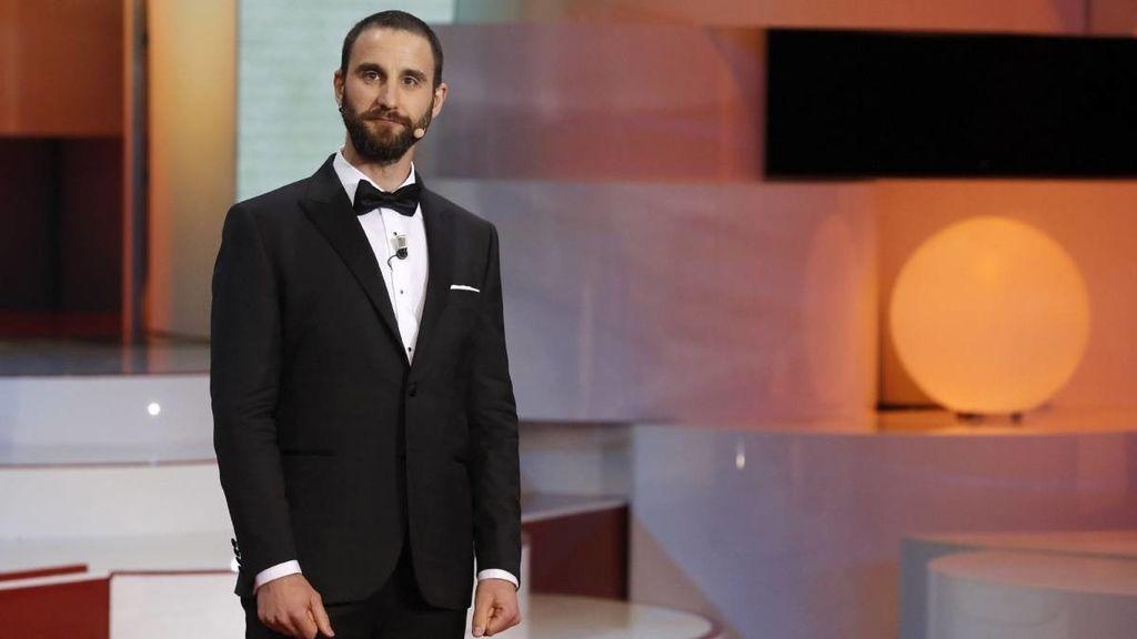 Dani Rovira presenta los premios Goya 2017