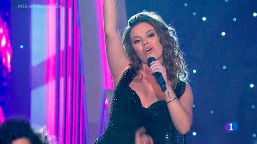 María Isabel, Eurovisión 2016