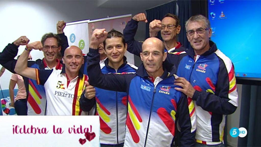 """José López: """"La tasa de donación aumenta dónde se celebran los Juegos Mundiales """""""