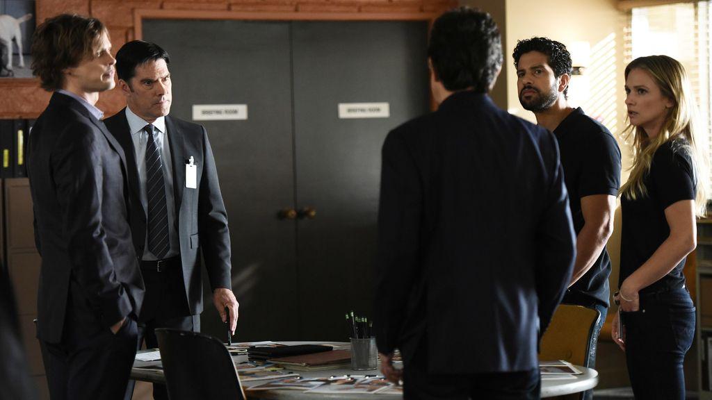 12ª Temporada de 'Mentes criminales'