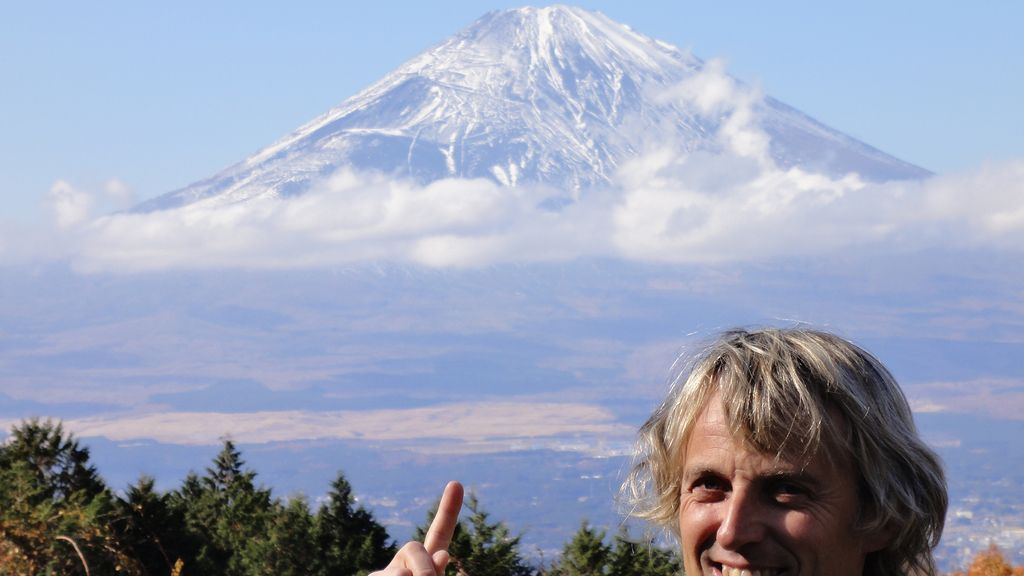 Jesús Calleja, presentador de 'Planeta Calleja'