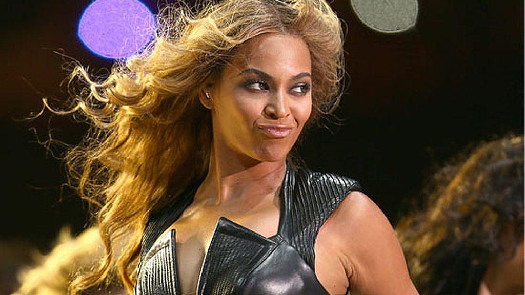 Beyoncé en la Super Bowl 2013
