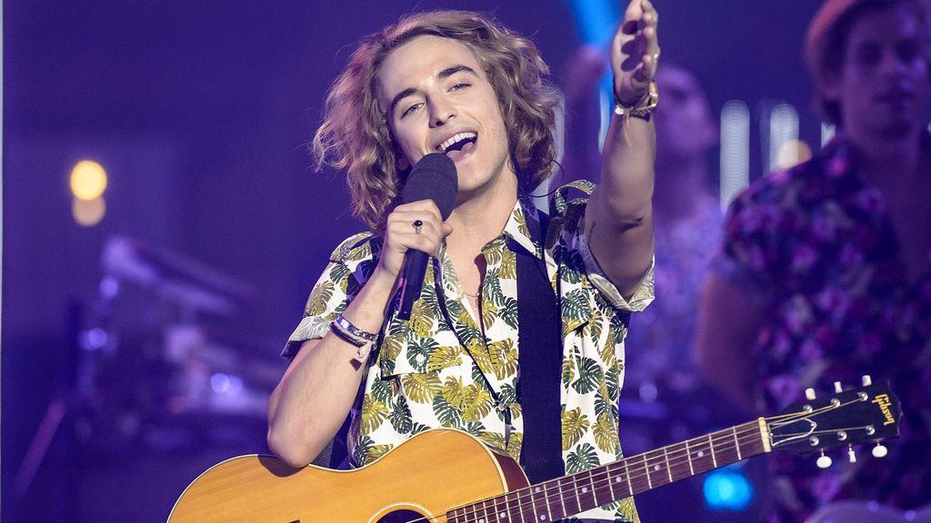 Manel Navarro 'Eurovisión'