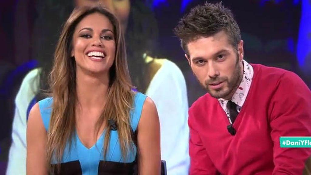 Lara Álvarez confirma a 'Dani&Flo' el regreso de 'Supervivientes'