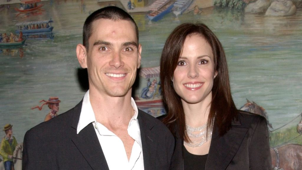 Billy Crudup y Mary-Louise Parker