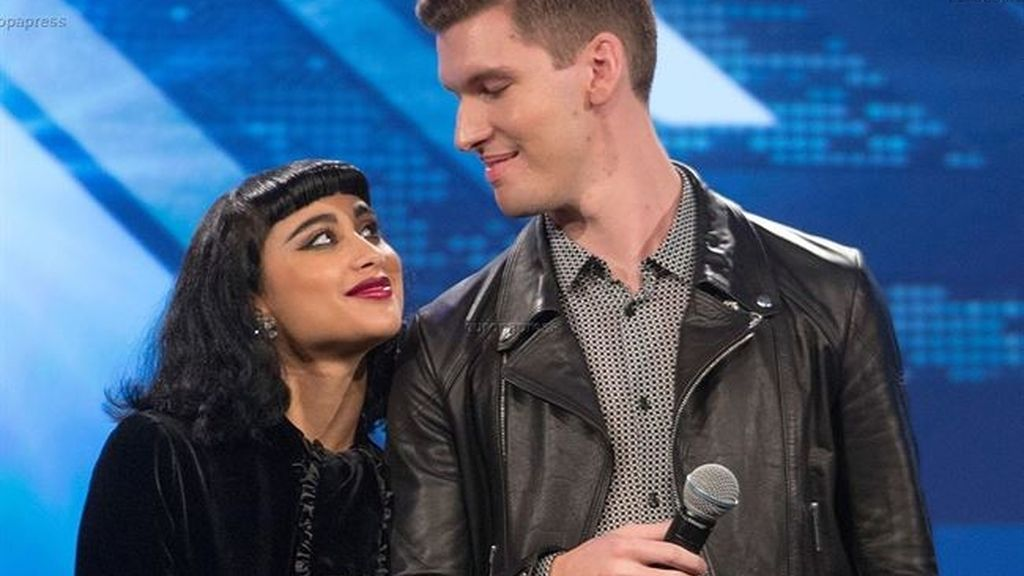 Natalia Kiss y Willy Moon