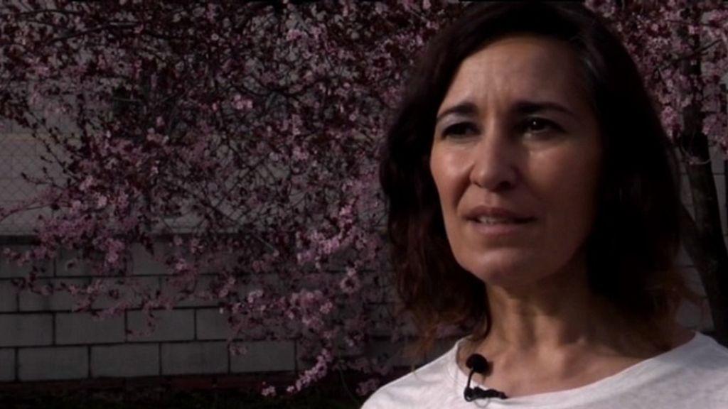 """Elena Gómez: """"Este tipo de programas no se acaban con la grabación, te los llevas a casa"""""""
