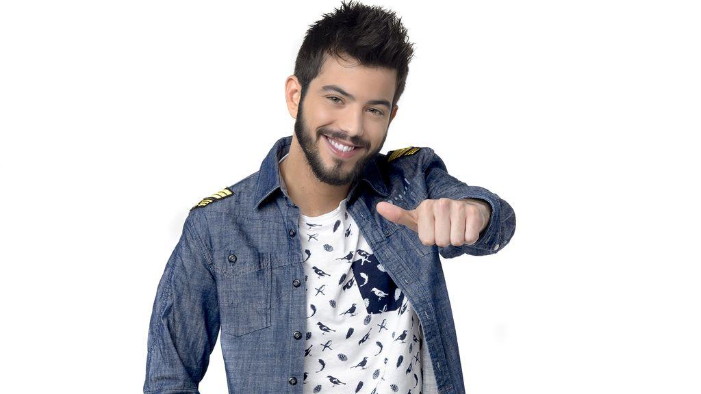 Salvador Beltrán, candidato a Eurovisión 2016