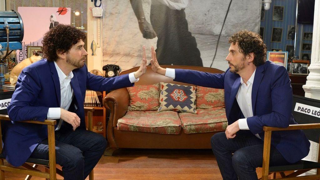 Paco León se encuentra consigo mismo en 'Feis tu feis'