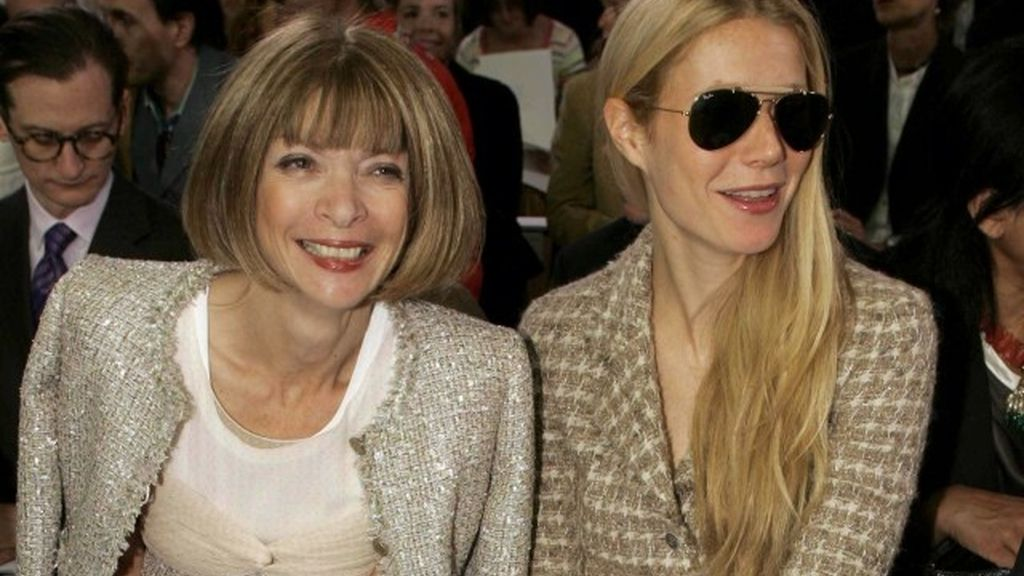 Anna Wintour y Gwyneth Paltrow