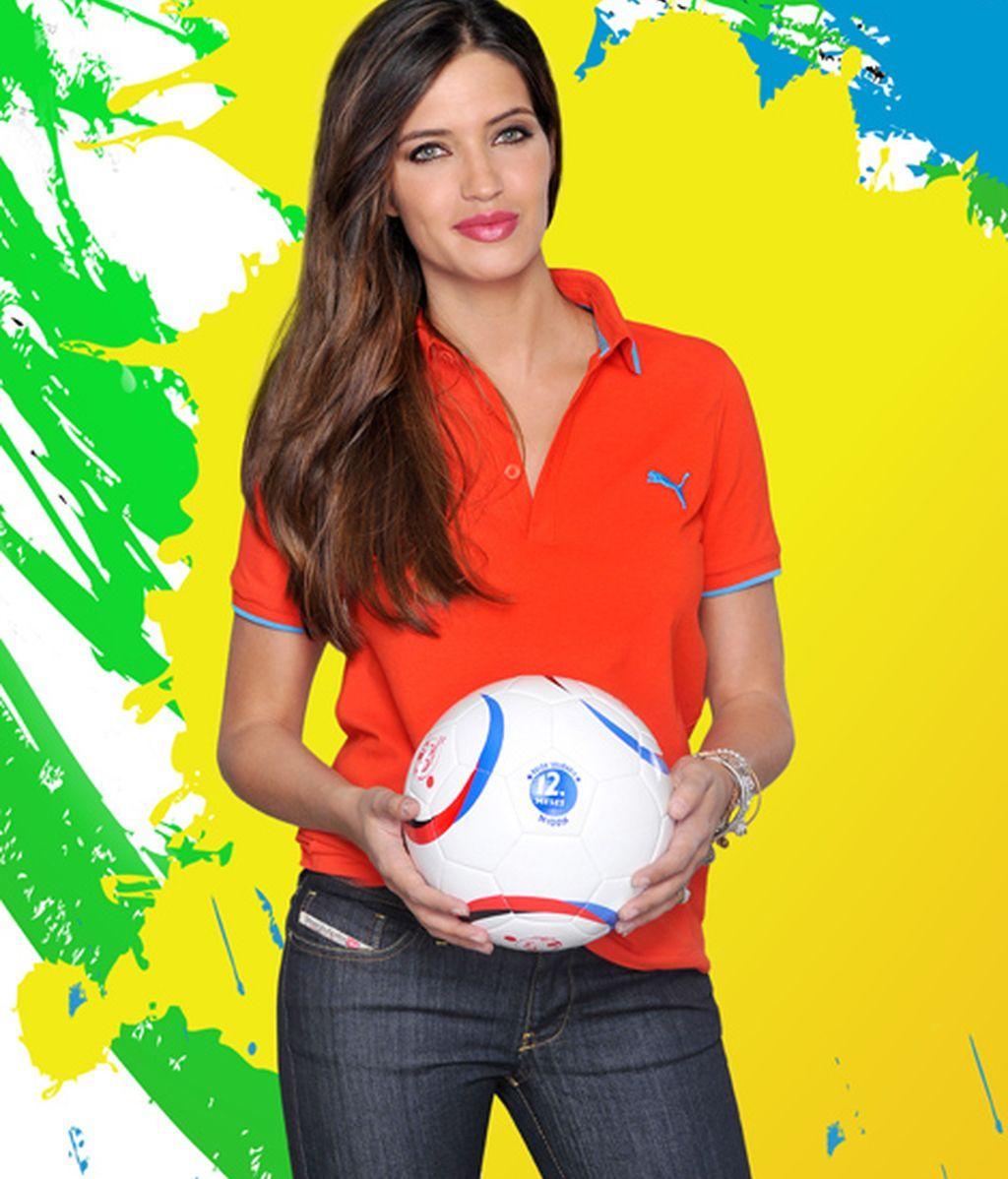 El balón solidario, en el Mundial de Brasil