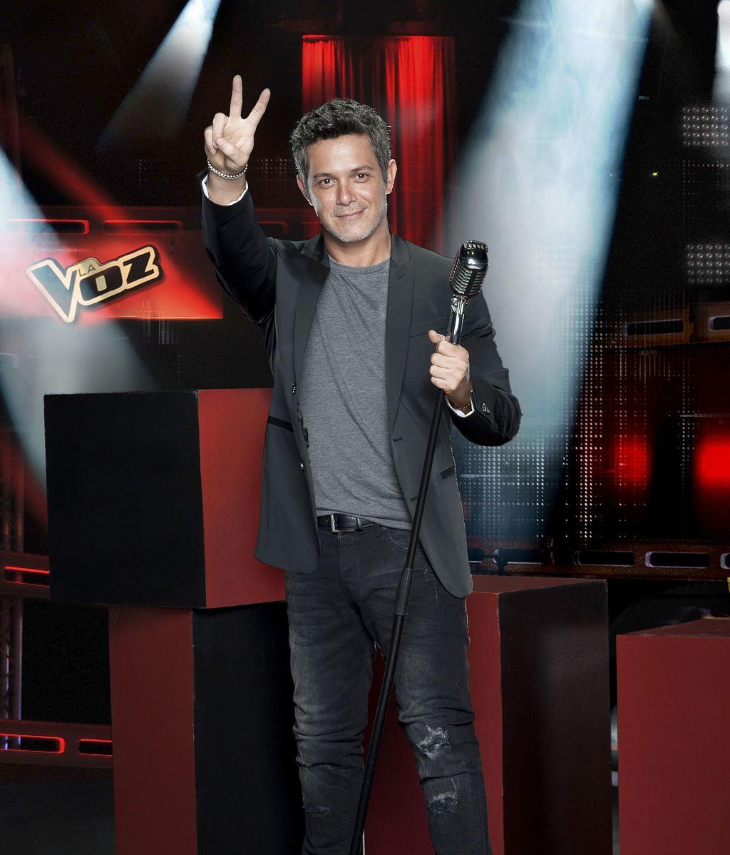 Alejandro Sanz, La voz