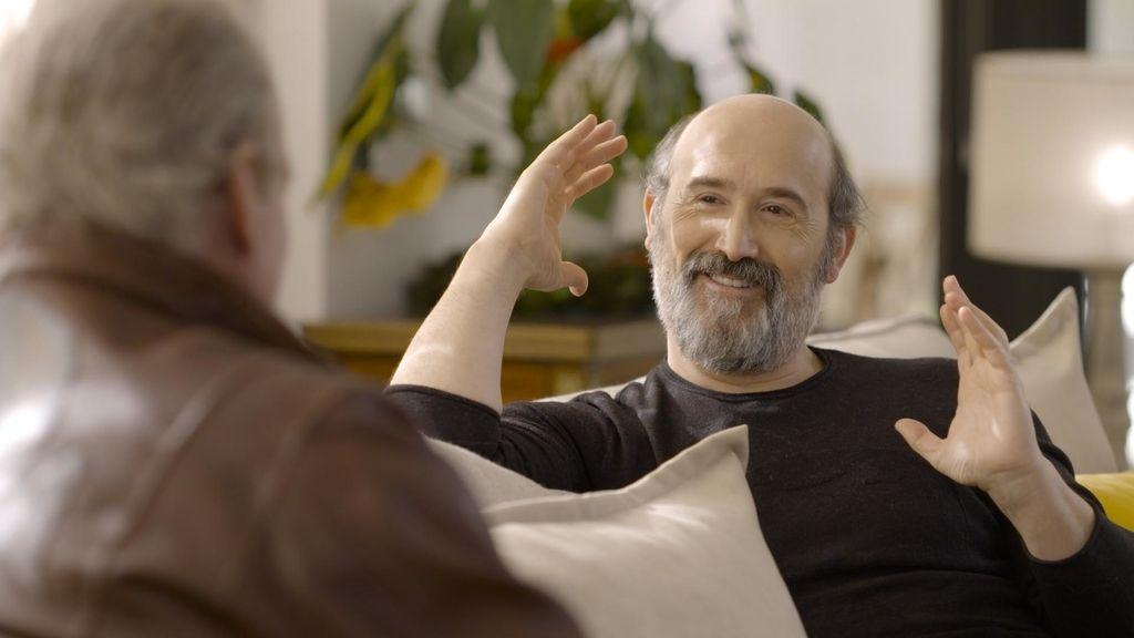 José Coronado, Javier Cámara y Roberto Álamo, 'Mi casa es la tuya'