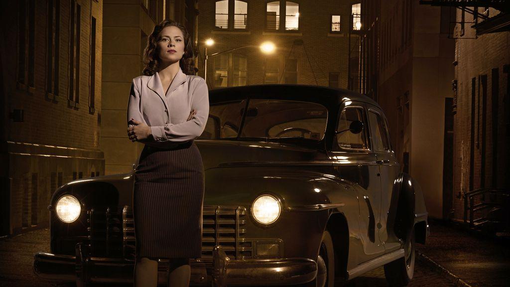 Hayley Atwell es Peggy Carter en 'Agente Carter'