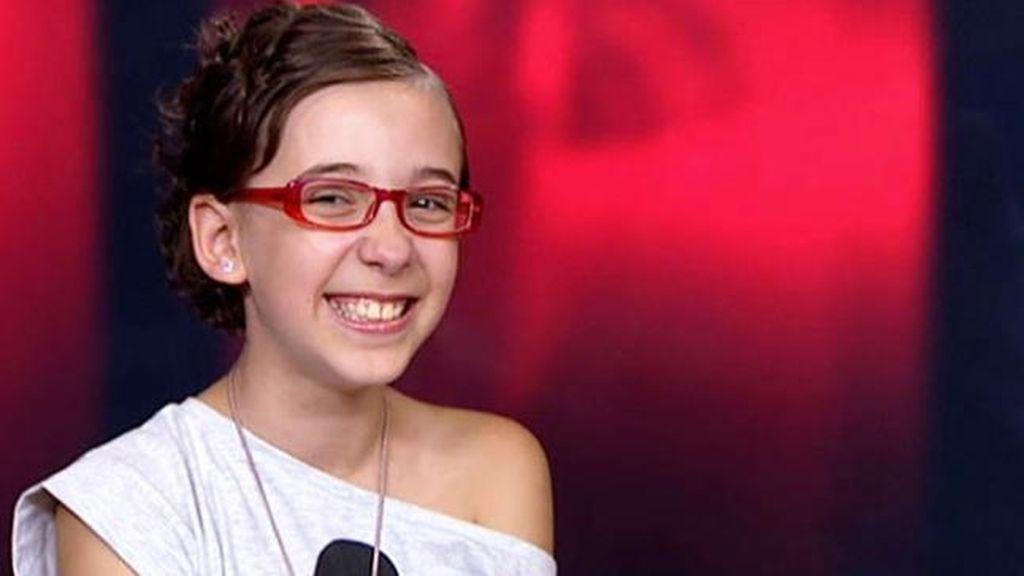 Iralia Latorre 'La voz kids'