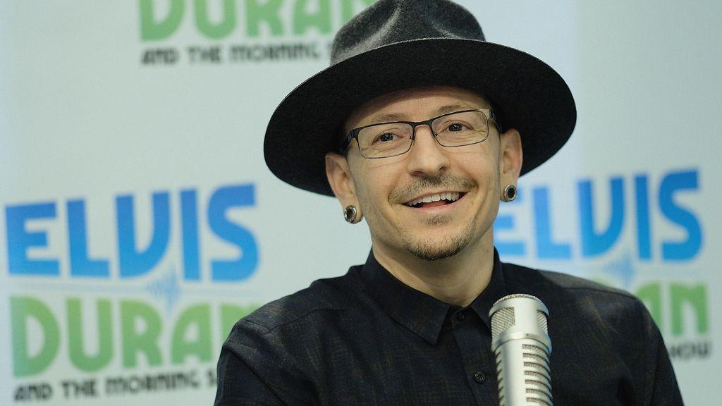 Chester Bennington, cantante de Linkin Park